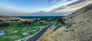 Over the hills by Quail Hollow Golf Course