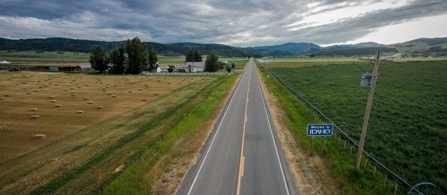 Unique Perspective: Welcome to Idaho
